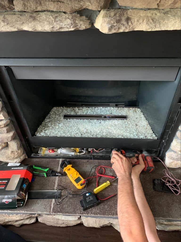 Gas Fireplace Maintenance Surrey