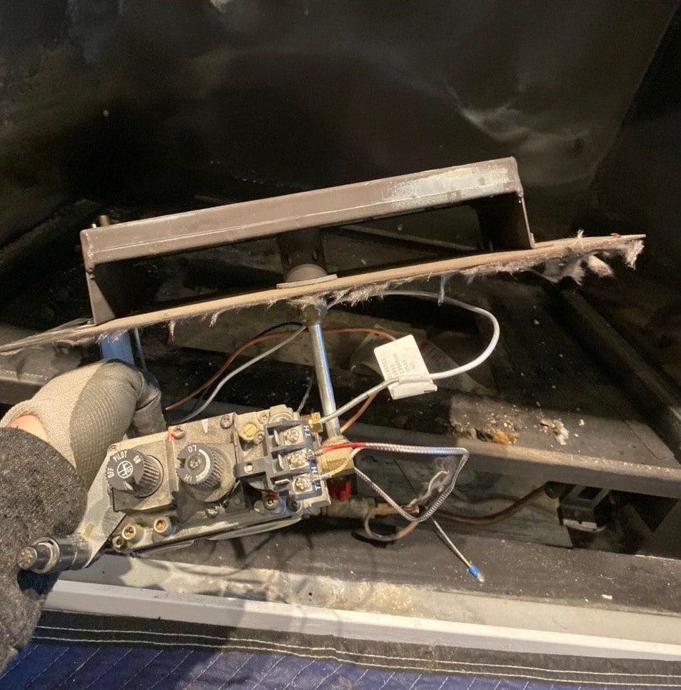 Gas Fireplace Repair Surrey