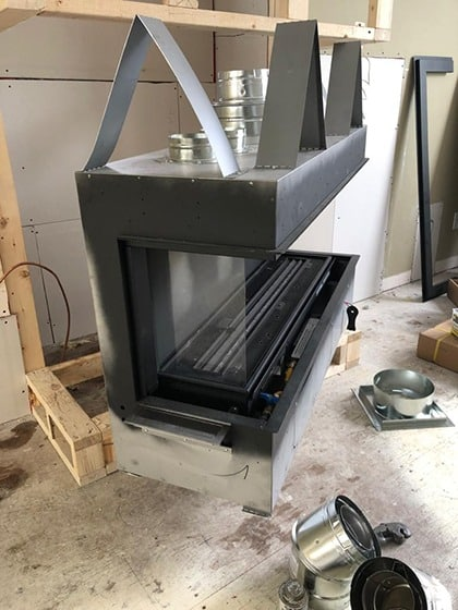 Fireplace Installation West Vancouver
