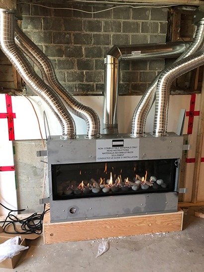 Gas Fireplace Installation Coquitlam