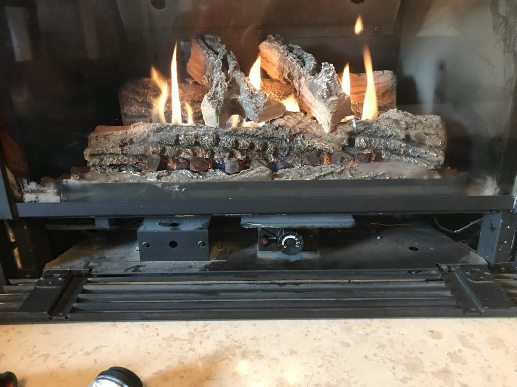 Gas Fireplace Service Langley