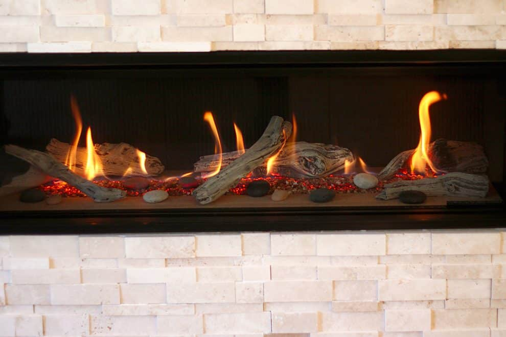 Gas fireplace Maintenance Mission